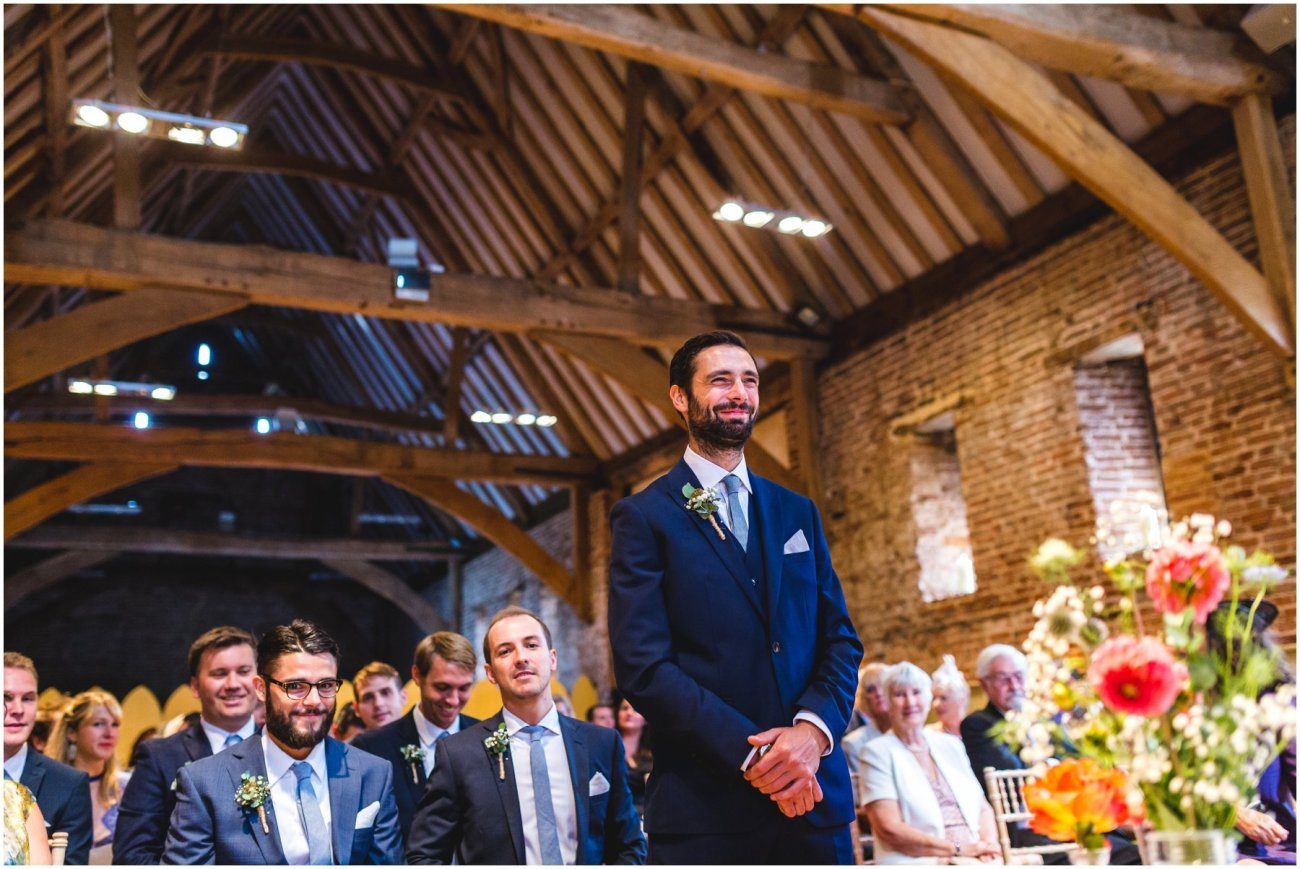 Sophie and Stuart Elms Barn Wedding - Norfolk Wedding and Lifestyle Photographer_1690