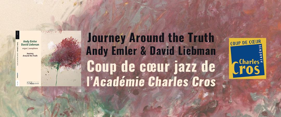 Palmarès jazz de l'Académie Charles Cros