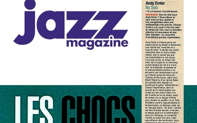 No Solo CHOC Jazz Magazine
