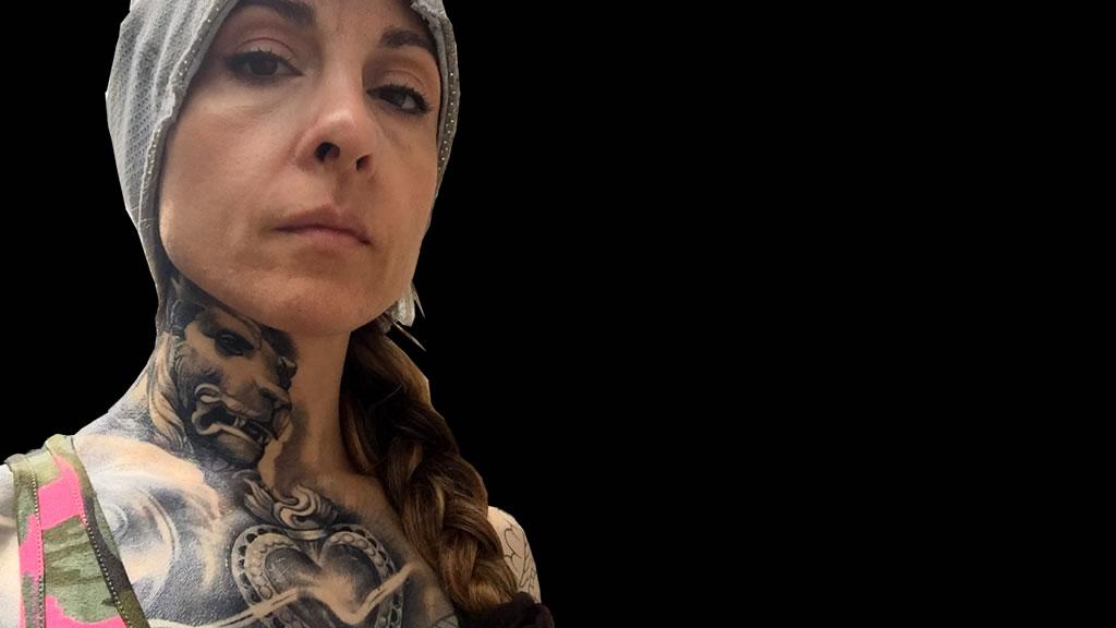 Gasttätowierer Claudia Ferrarini