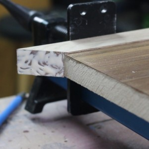 Edge Banding Glueing