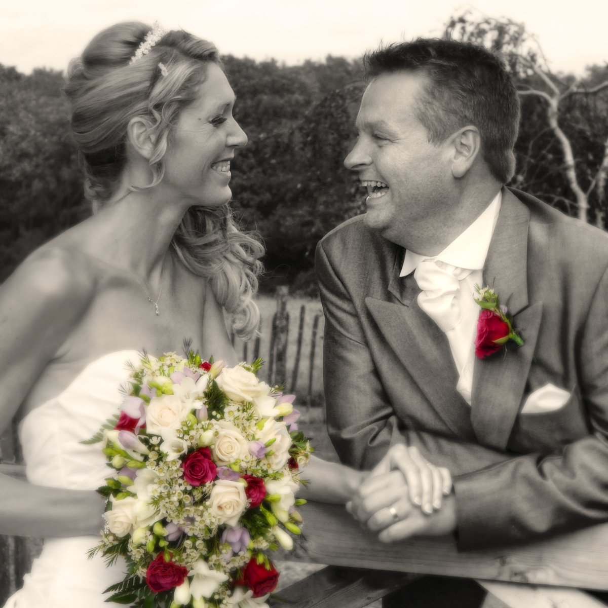 Your special day filled with beautiful memories. Wedding photography by Andy Huntley at ah! Surrey, Sussex and London