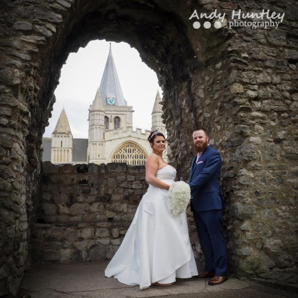 A beautiful day deserves the best wedding photographs. Wedding photography by Andy Huntley at ah! Surrey, Sussex and London