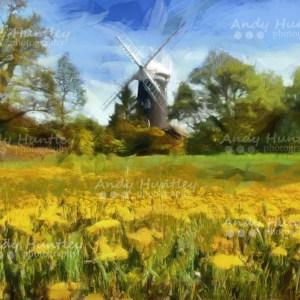 Wray Common Windmill, Redhill