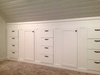1000+ images about Attic Remodel on Pinterest | Knee walls ...