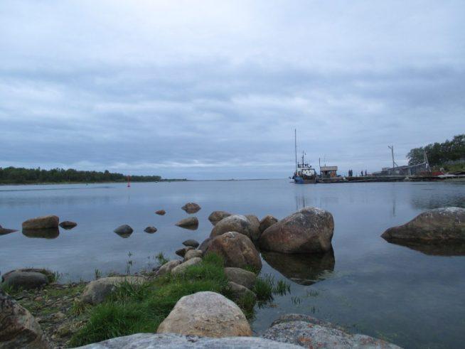 Соловецкий залив
