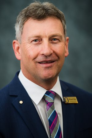Michael Parker appointed as City of Rockingham CEO