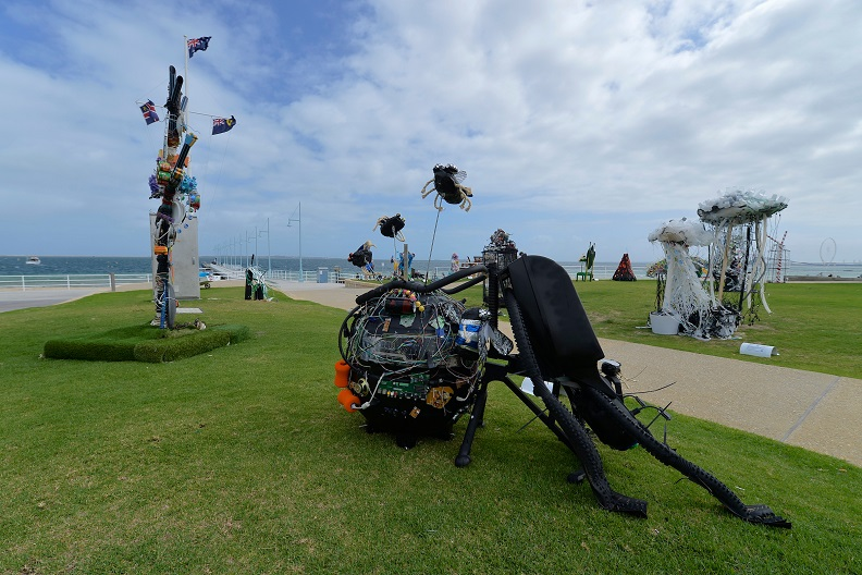 Would You Like to Be Involved With the Castaways Sculpture Awards?