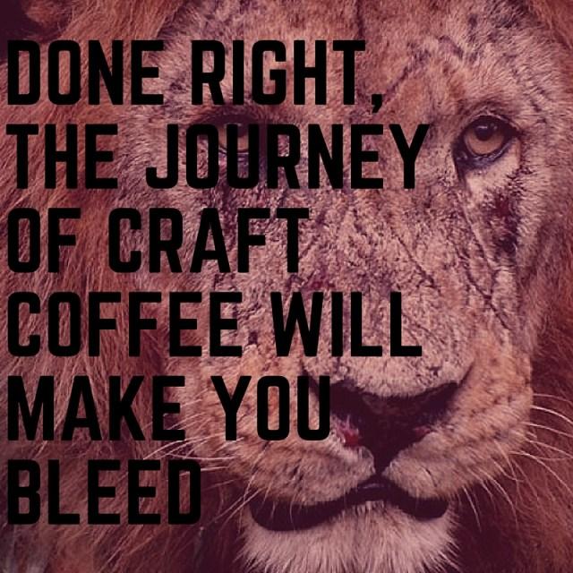 craft coffe