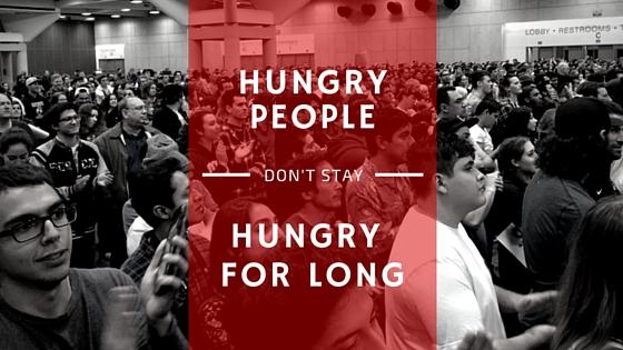 hungry millennials political revolution