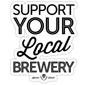 small local craft beer