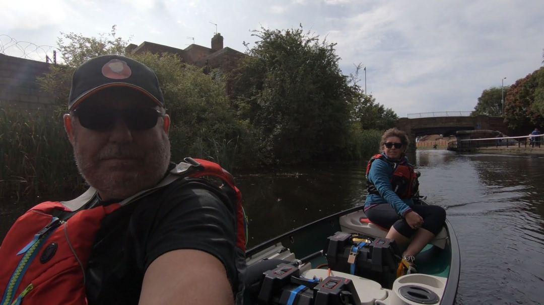 kayak routes near me