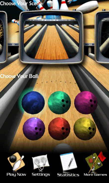 Download 3D Bowling Game for PC/ 3D Bowling Game on PC
