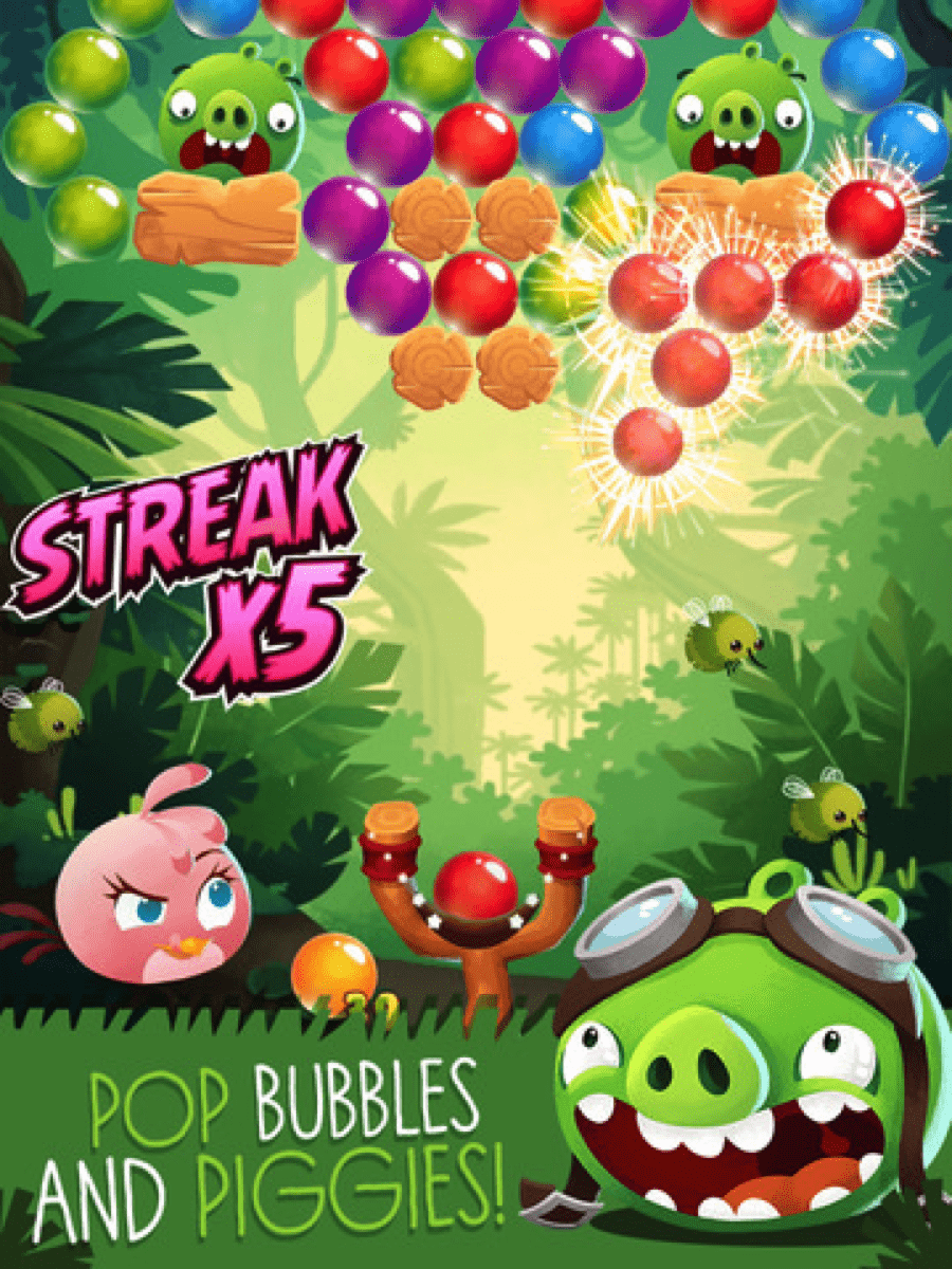 Download Angry Birds Stella POP for PC / Angry Birds Stella POP on PC