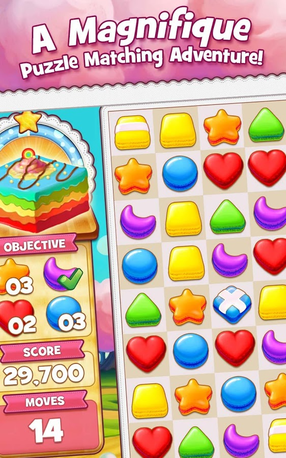 Download Cookie Jam for PC/Cookie Jam on PC