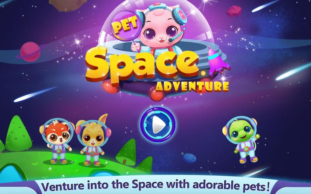 Download Pet Space Adventure for PC/ Pet Space Adventure on PC