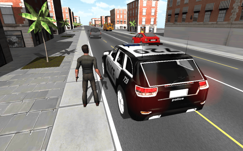 Download Police Car Driver 3D for PC/ Police Car Driver 3D on PC