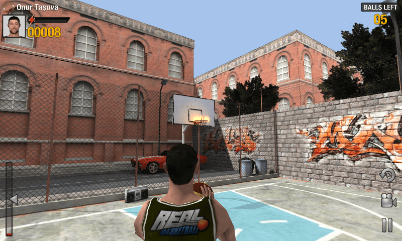 Download Real Basketball for PC/ Real Basketball for PC