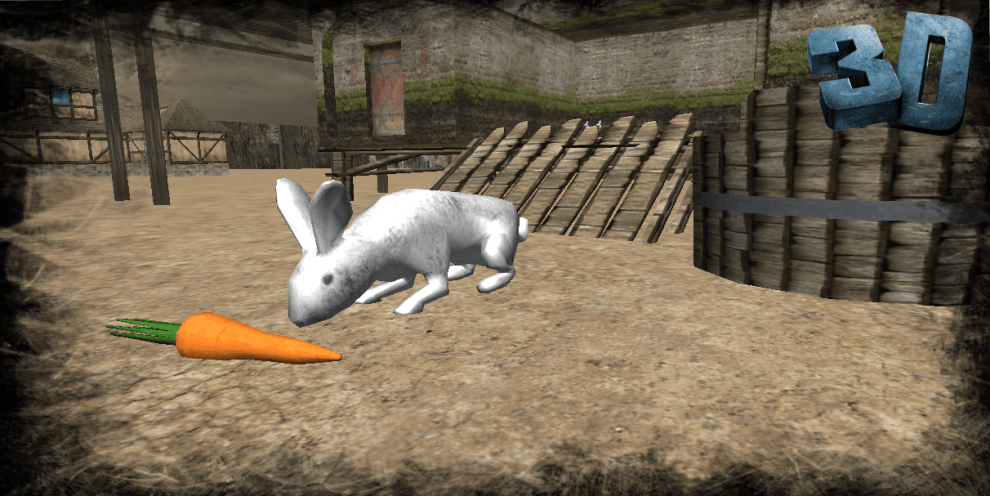 Download Real Rabbit Simulator for PC/ Real Rabbit Simulator for PC