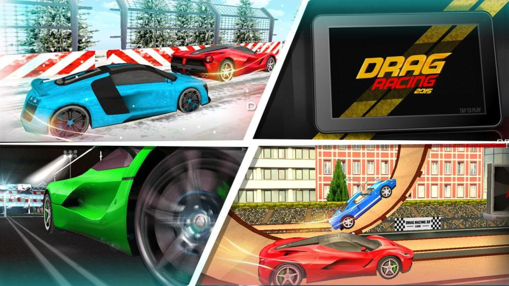 Download Drag Racing 2015 for PC/Drag Racing 2015 on PC