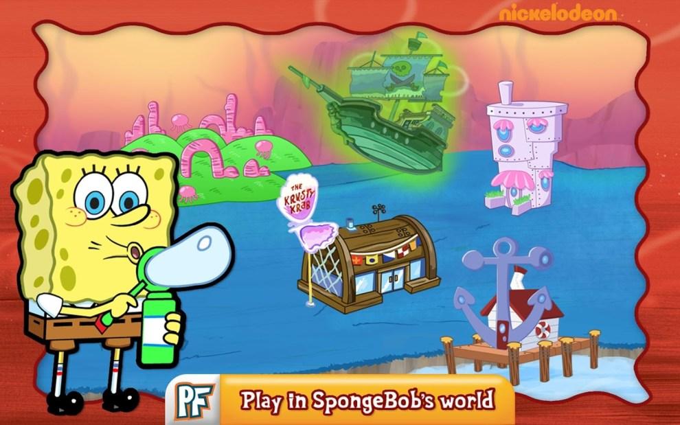 Download SpongeBob Diner Dash for PC/SpongeBob Diner Dash on PC