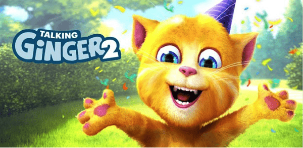 Download Talking Ginger 2 for PC/Talking Ginger 2 on PC