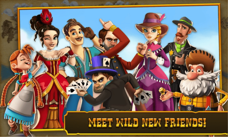 Download Westbound Gold Rush Game for PC/Westbound Gold Rush Game on PC
