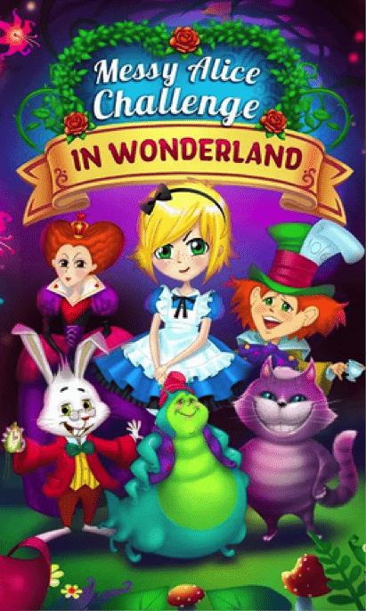 Download Messy Alice Challenge Adventures in Wonderland for PC/Messy Alice Challenge Adventures in Wonderland on PC