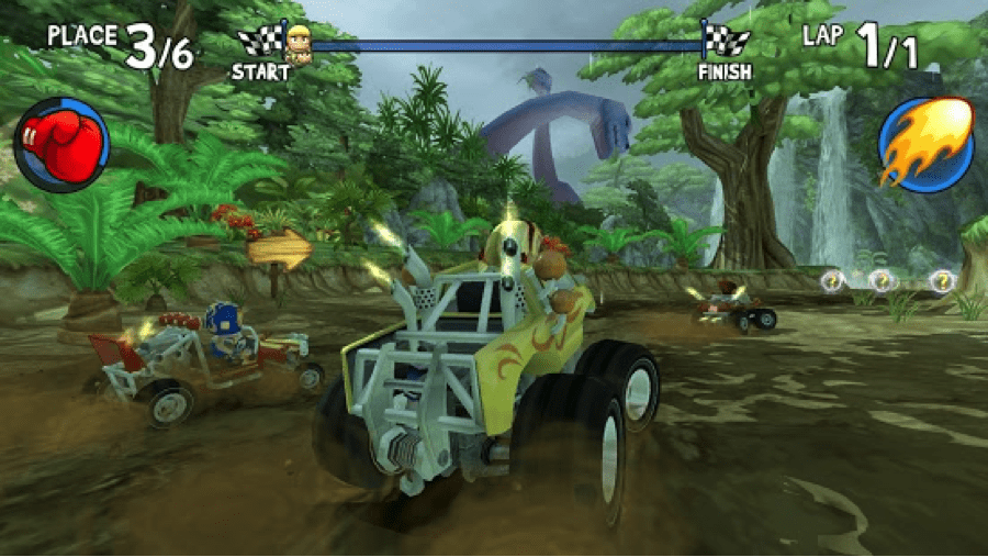 Download Beach Buggy Racing for PC/ Beach Buggy Racing on PC