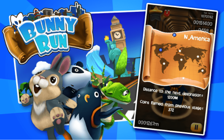 Download Bunny Run for PC/Bunny Run on PC