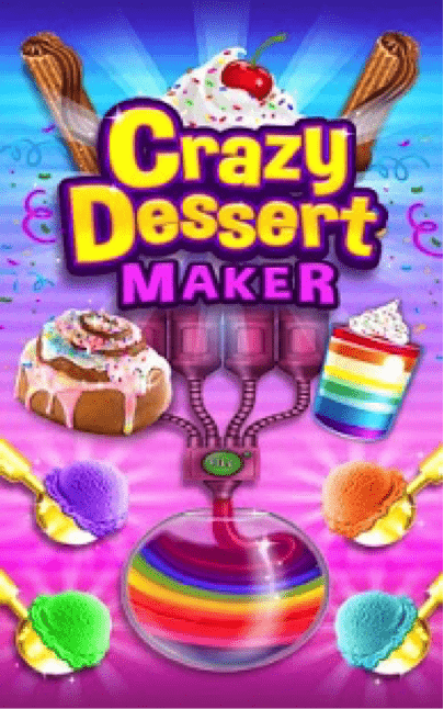 Download Crazy Dessert Maker for PC/Crazy Dessert Maker on PC