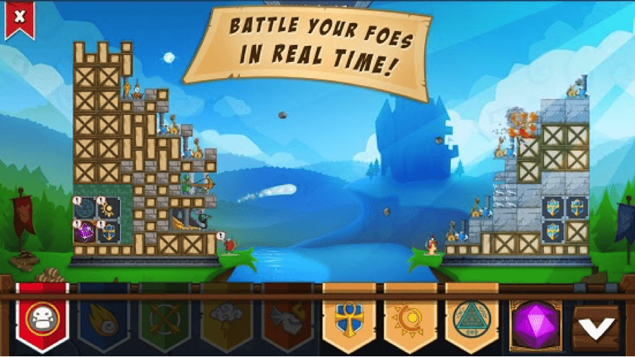 Download Fortress Fury for PC/Fortress Fury on PC