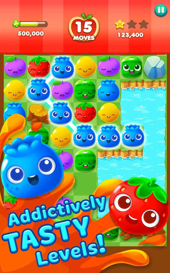 Download Fruit Splash Mania For PC/Fruit Splash Mania On PC