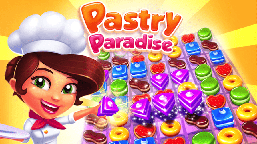 Download Pastry Paradise for PC/Pastry Paradise on PC