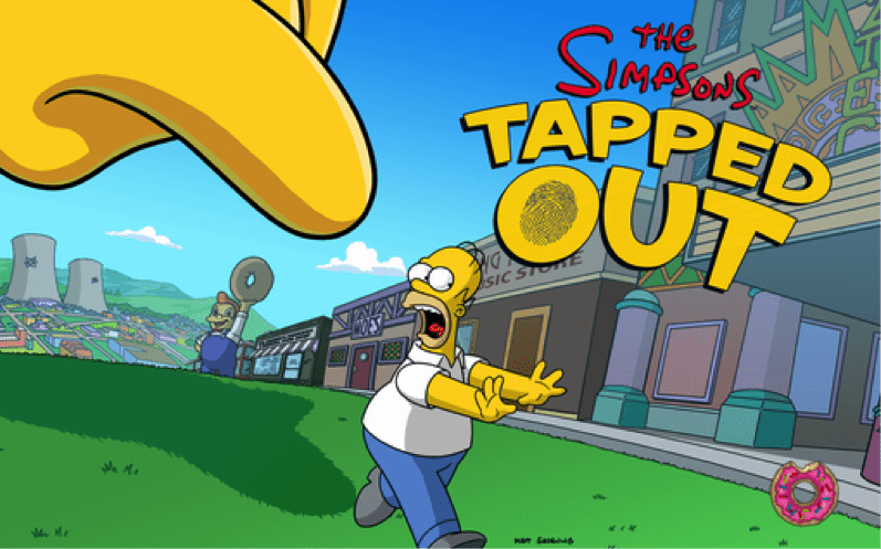 Download The Simpsons Tapped Out for PC/ The Simpsons Tapped Out on PC