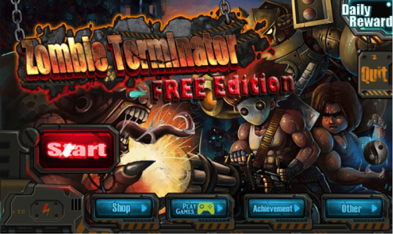 Download Zombie Terminator Free Edition for PC/Zombie Terminator Free Edition on PC