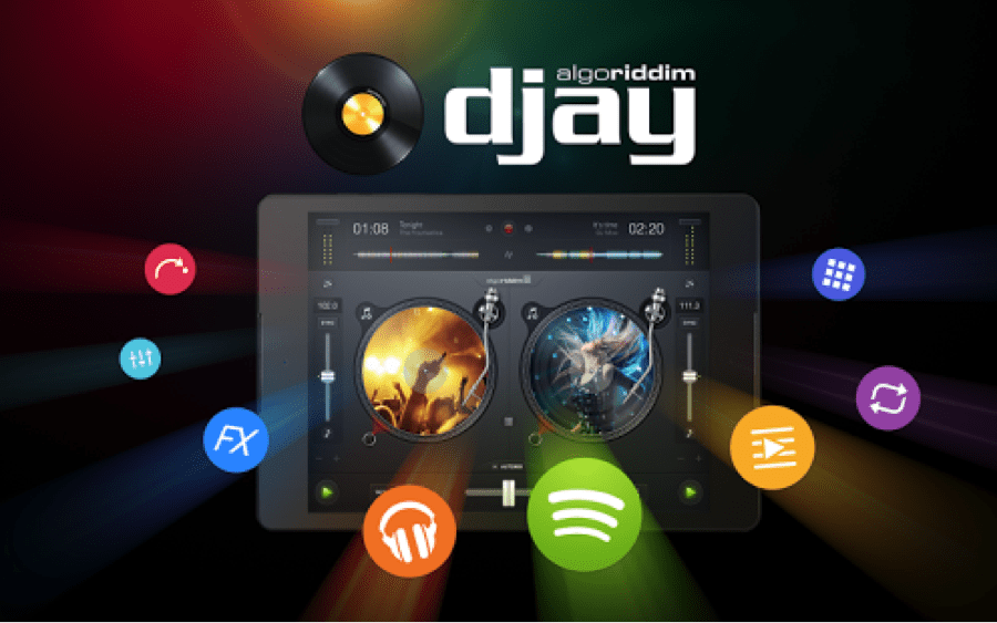 Download djay for PC/djay on PC