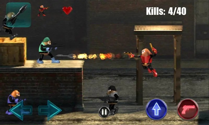 Download Killer Bean Unleashed for PC/Killer Bean Unleashed on PC