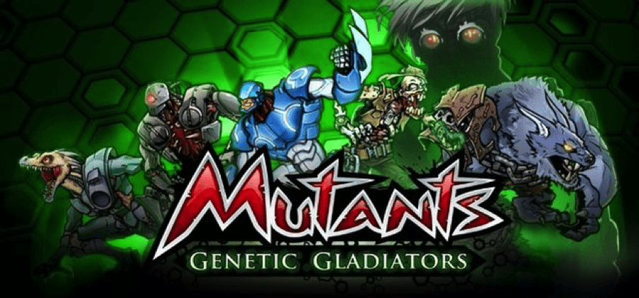 Download Mutants Genetic Gladiators for PC/Mutants Genetic Gladiators on PC