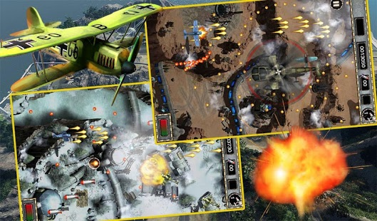 Download Raiden War 2015 Android app for PC/ Raiden war 2015 on PC