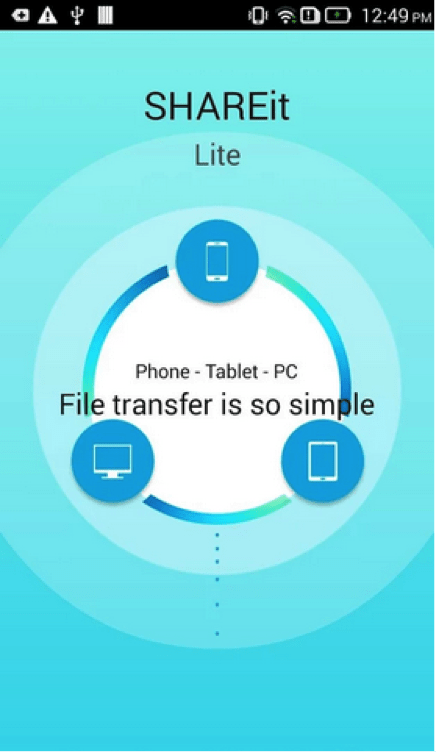 Download SHAREit for PC/SHAREit on PC