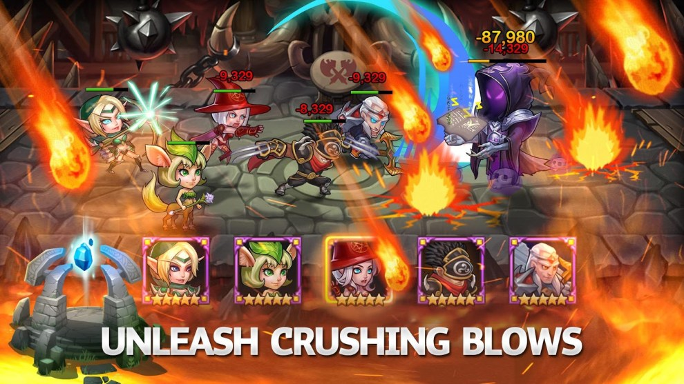 Download Soul Hunters Android app for PC/Soul Hunters on PC