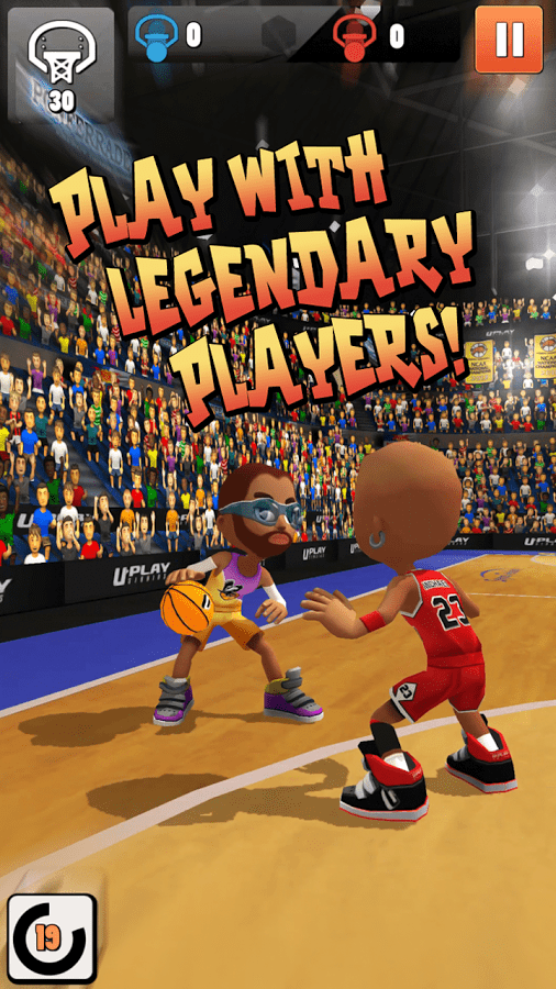Swipe Basketball 2 Android App for PC/ Swipe Basketball 2 on PC