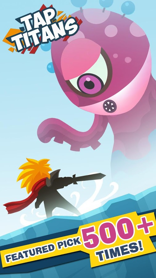 Download Tap Titans Android App for PC/ Tap Titans on PC