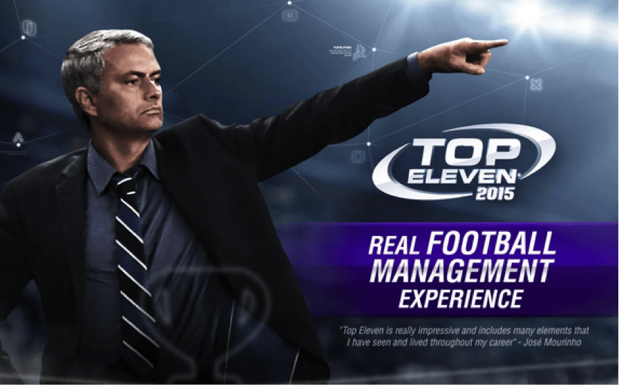 Download Top Eleven 2015 for PC/Top Eleven 2015 on PC