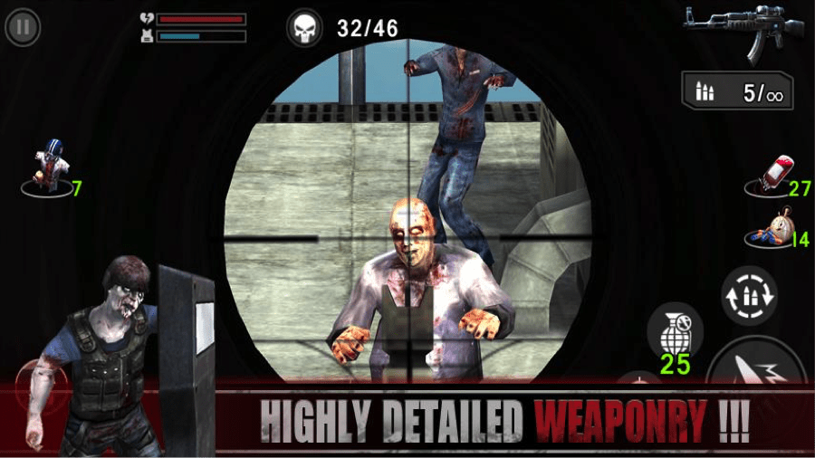 Download Zombie Assault for PC/Zombie Assault on PC
