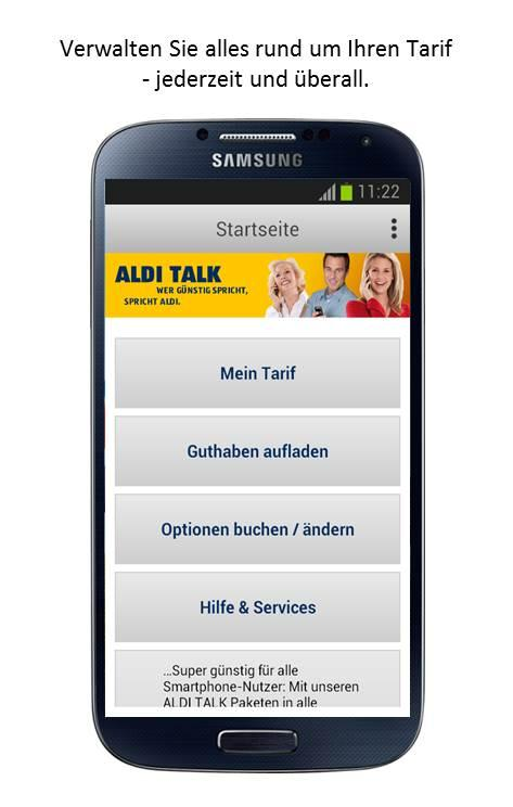 Download ALDI TALK Android App for PC/ALDI TALK on PC