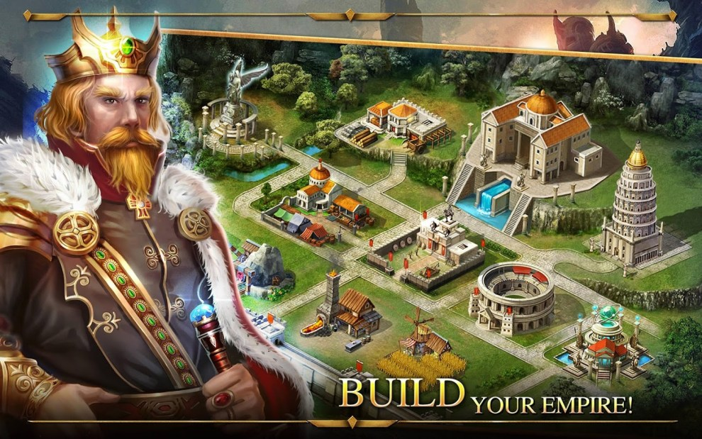 Download Age of Warring Empire Android app for PC/Age of Warring Empire on PC