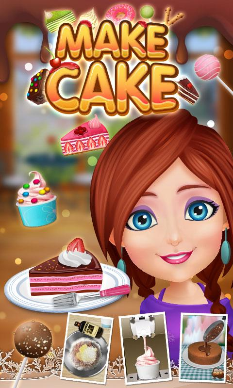 Download Cake Maker Story Android app for PC/Cake Maker Story on PC