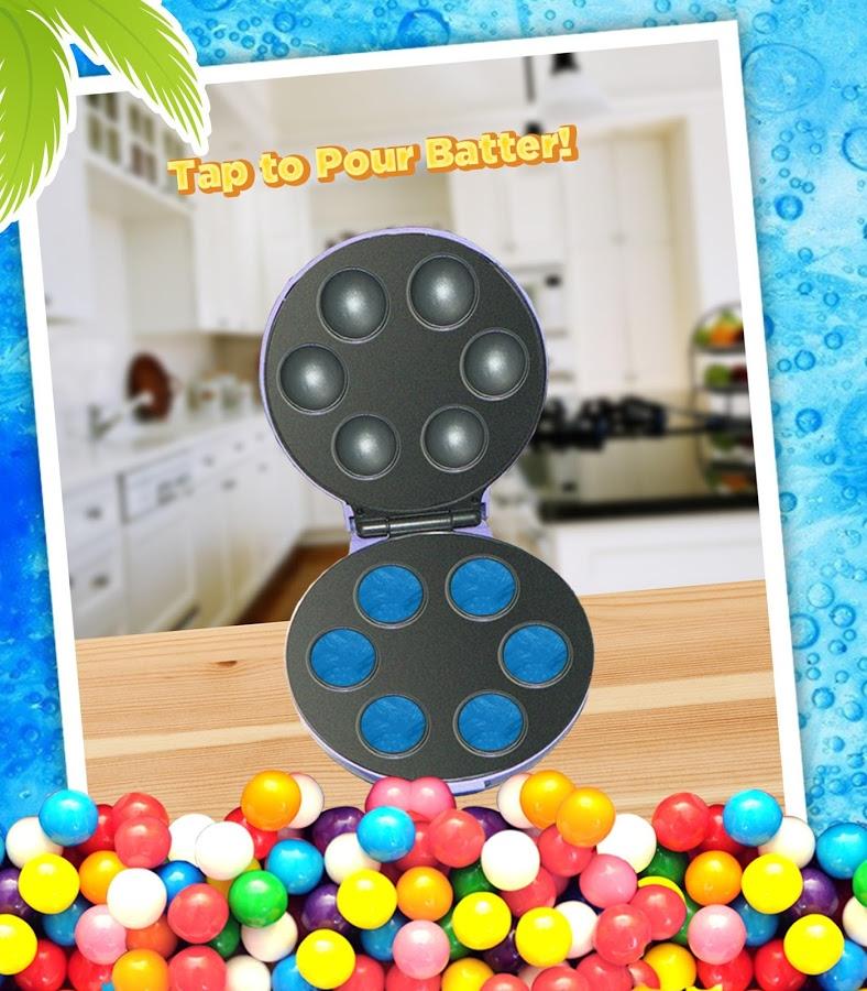 Download Cake Pop Maker-Cooking Android app for PC/ Cake Pop Maker app on PC